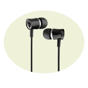 Pebble Strings HD Wired Earphones
