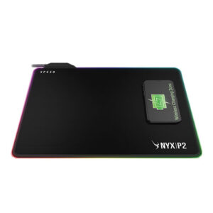 GAMDIAS NYX P2 RGB Wireless Charging Mouse Pad
