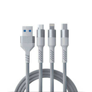 FINGERS Triple Connect Mobile Cables
