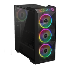 Gamdias ATHENA M1 Mid Tower RGB Case