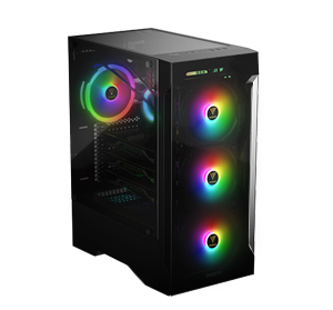 Gamdias TALOS E2 Mid Tower Gaming Case