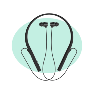Pebble Flex Ulta-soft Neckband with Case