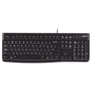 Logitech Plug and Play USB Keyboard K120