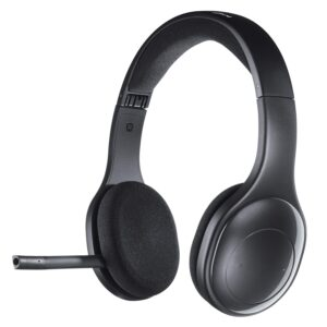 Logitech H800 Bluetooth Headset  (Black, On the Ear)