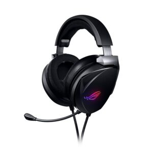 ASUS Gaming Headset ROG Theta 7.1 | Ai Noise Cancelling Headphones with Mic | ROG Home-Theatre-Grade 7.1 DAC, and Aura Syn RGB Lighting