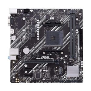 ASUS Prime A520M-K AMD AM4 Micro-ATX Motherboard with M.2 1 Gb Ethernet and USB 3.2 Gen 1
