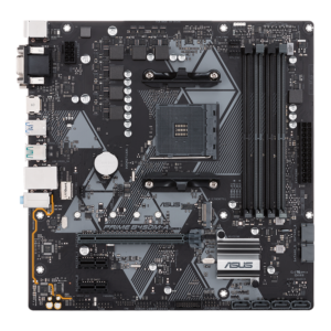 ASUS Prime B450M-A Motherboard DDR4