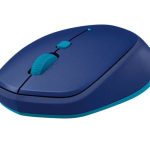 Logitech M337 Wireless Mouse, Bluetooth, 1000 DPI Laser Grade Optical Sensor, 10-Month Battery Life, PC/Mac/Laptop